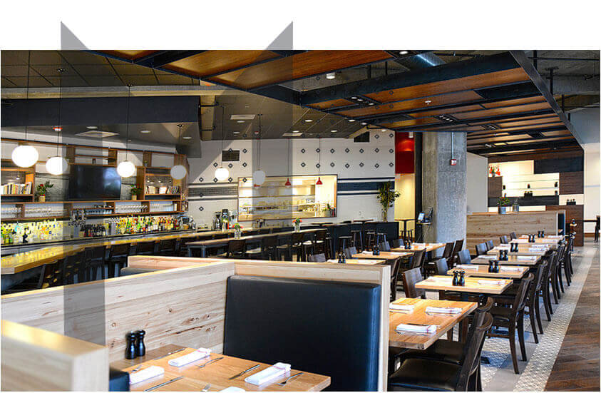 Commercial Architects - Martinkovic Milford Architects - Red Dog Restaurant & Bar